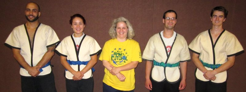 OSU Belt Test, July 2013