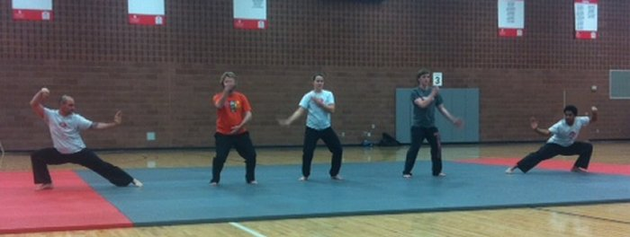 Martial Arts Night 2014