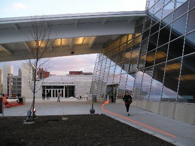 RPAC East entry